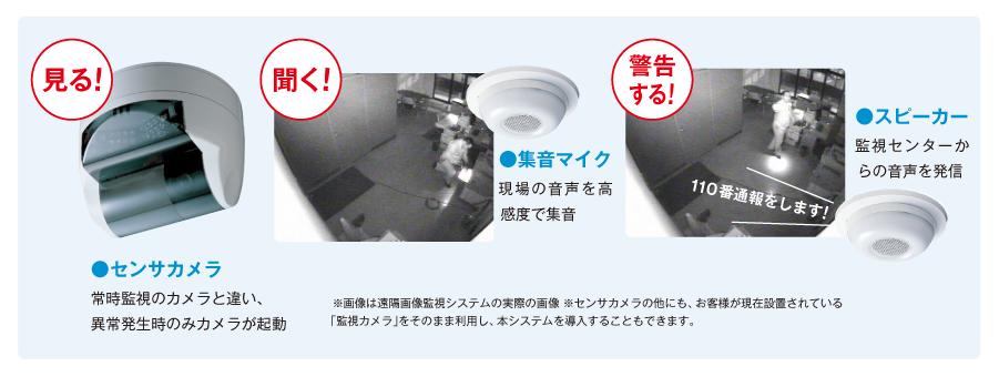 遠隔画像監視システム